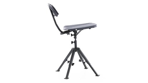 Guide Gear 360 Degree Swivel Blind Hunting Chair 300-lb. Capacity 360 View - image 2 from the video