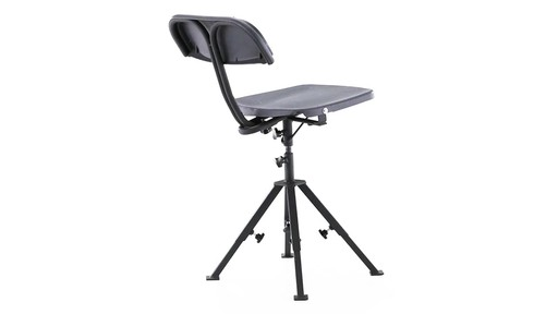 Guide Gear 360 Degree Swivel Blind Hunting Chair 300-lb. Capacity 360 View - image 3 from the video