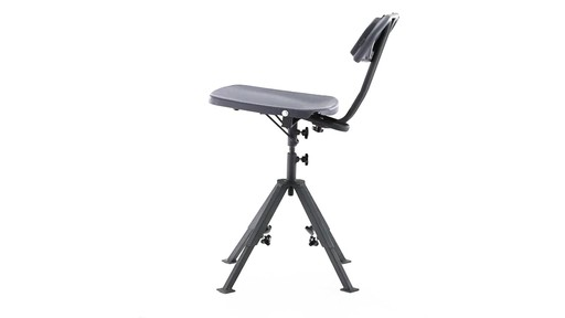 Guide Gear 360 Degree Swivel Blind Hunting Chair 300-lb. Capacity 360 View - image 7 from the video