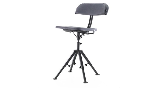 Guide Gear 360 Degree Swivel Blind Hunting Chair 300-lb. Capacity 360 View - image 9 from the video