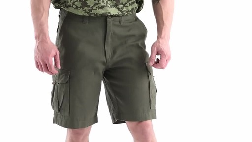 Guide Gear Men's Outdoor Cargo Shorts 360 View - image 1 from the video