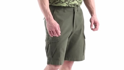 Guide Gear Men's Outdoor Cargo Shorts 360 View - image 2 from the video