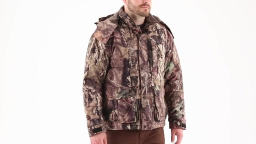 Guide Gear Men's Guide Dry Hunt Parka 360 View - image 1 from the video