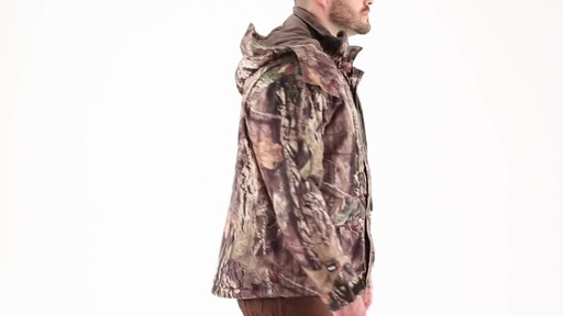 Guide Gear Men's Guide Dry Hunt Parka 360 View - image 2 from the video
