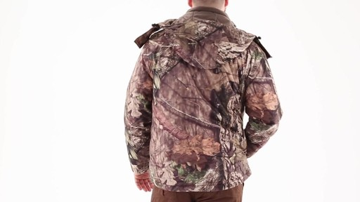 Guide Gear Men's Guide Dry Hunt Parka 360 View - image 5 from the video