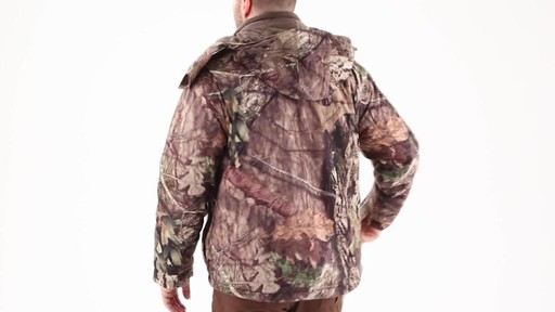 Guide Gear Men's Guide Dry Hunt Parka 360 View - image 7 from the video