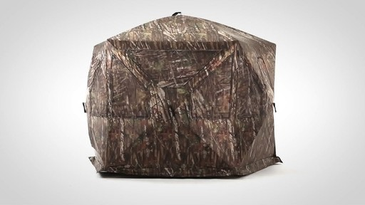 Guide Gear 5-Sided Ground Hunting Blind - image 8 from the video