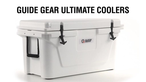 Guide Gear Ultimate Cooler - image 1 from the video