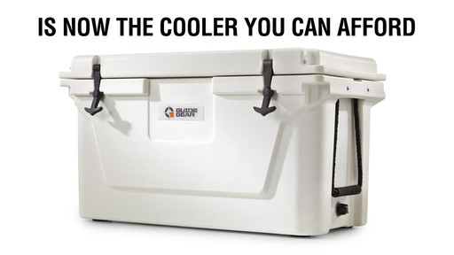 Guide Gear Ultimate Cooler - image 9 from the video
