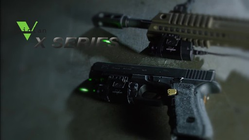 UM GREEN LASER/LIGHT MAGPUL FD - image 5 from the video