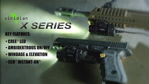 UM GREEN LASER/LIGHT MAGPUL FD - image 6 from the video