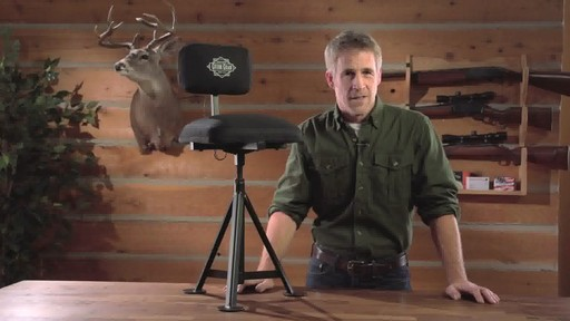 Guide Gear Blind Stool - image 1 from the video