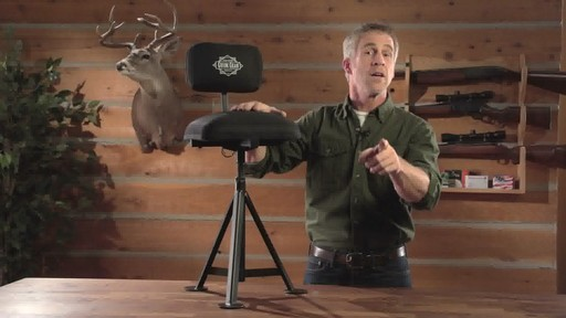 Guide Gear Blind Stool - image 10 from the video