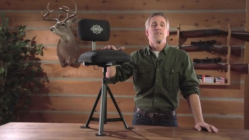 Guide Gear Blind Stool - image 3 from the video