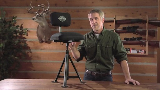 Guide Gear Blind Stool - image 4 from the video