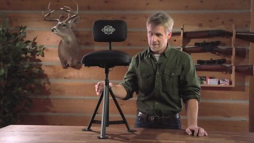Guide Gear Blind Stool - image 5 from the video