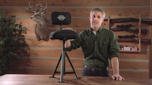 Guide Gear Blind Stool - image 7 from the video