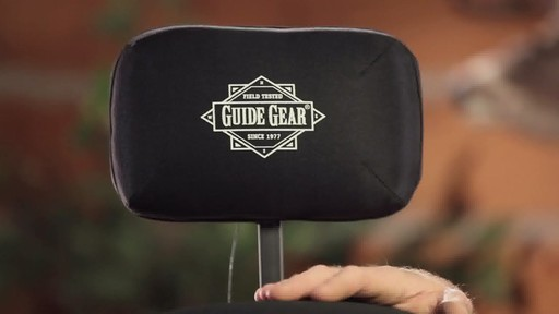 Guide Gear Blind Stool - image 9 from the video