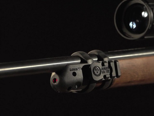RUGER 10/22 LASER SIGHT        - image 10 from the video