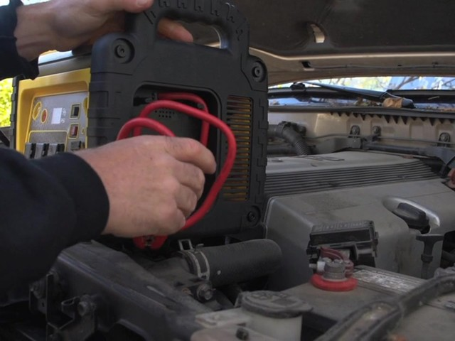 Guide Gear® 6-in-1 Jumpstarter and Powerpack - image 1 from the video