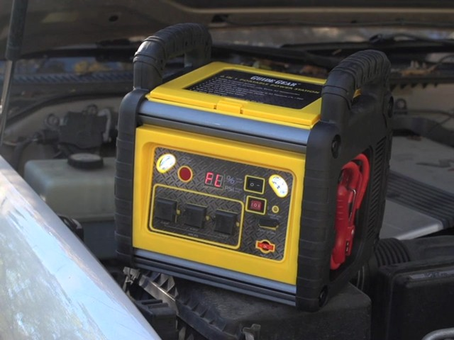 Guide Gear® 6-in-1 Jumpstarter and Powerpack - image 10 from the video
