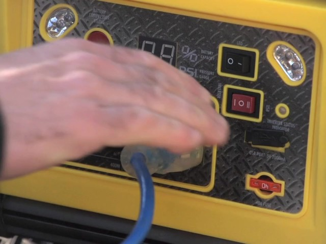 Guide Gear® 6-in-1 Jumpstarter and Powerpack - image 4 from the video