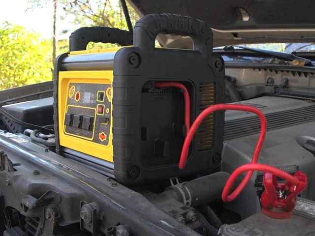 Guide Gear® 6-in-1 Jumpstarter and Powerpack - image 7 from the video