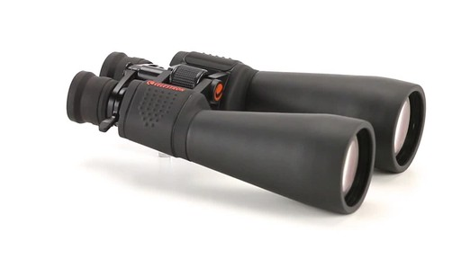 Celestron 20-100x70mm Zoom Binoculars 360 View - image 4 from the video