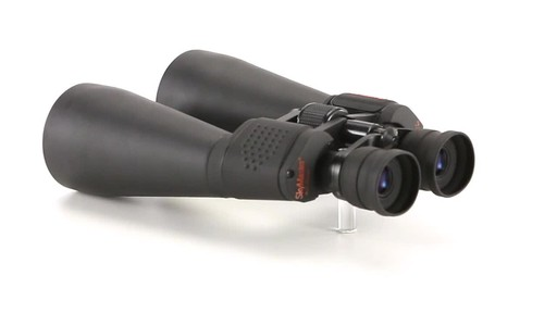 Celestron 20-100x70mm Zoom Binoculars 360 View - image 9 from the video