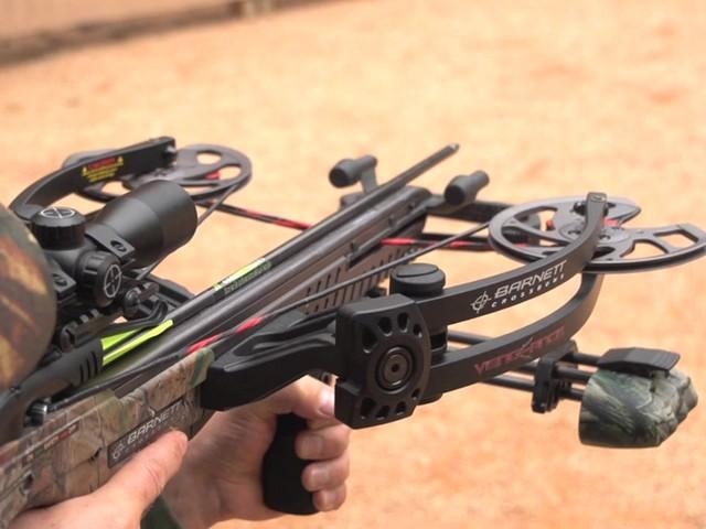 Barnett Vengeance Crossbow - image 1 from the video