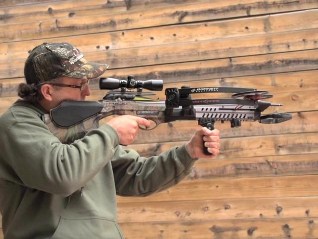 Barnett Vengeance Crossbow - image 2 from the video