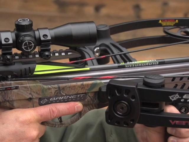 Barnett Vengeance Crossbow - image 4 from the video