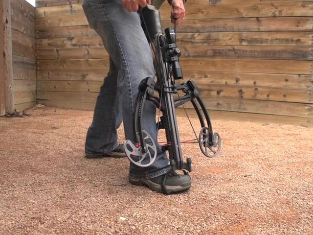 Barnett Vengeance Crossbow - image 6 from the video