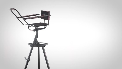 Guide Gear 12' Tripod Deer Stand - image 1 from the video