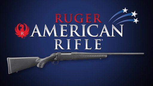 Ruger American Rifle All-Weather Bolt Action .270 Winchester 22