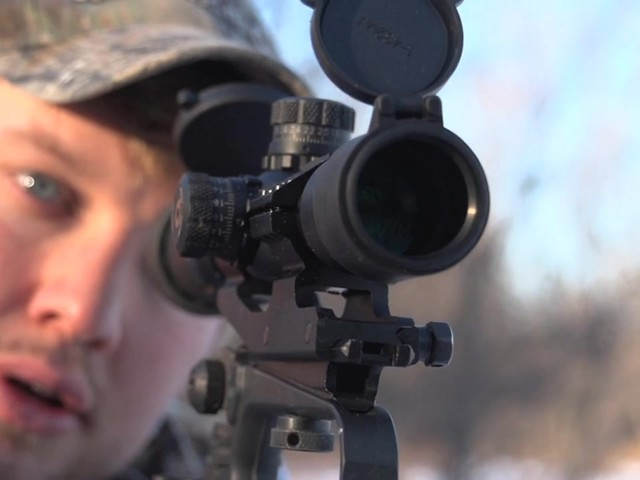 Barska® AR-15 1-4x28 SWAT-AR Tactical Scope - image 2 from the video