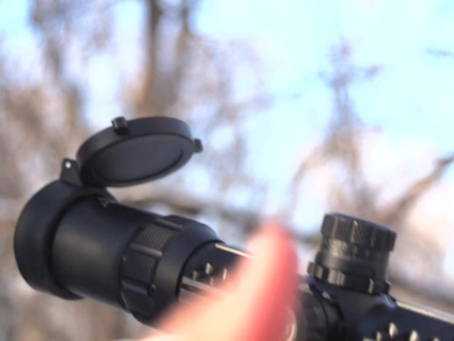 Barska® AR-15 1-4x28 SWAT-AR Tactical Scope - image 7 from the video