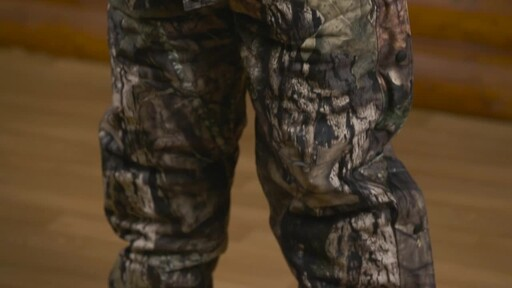 Guide Gear Guide Dry Men's Camo Coveralls Waterproof Insulated Breathable - image 10 from the video