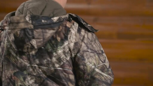 Guide Gear Guide Dry Men's Camo Coveralls Waterproof Insulated Breathable - image 9 from the video