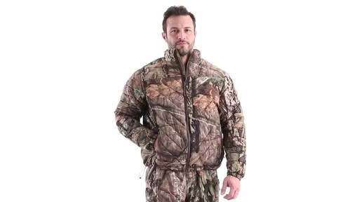 MEN'S COLD WEATHER DOWN JACKET 360 View - image 10 from the video