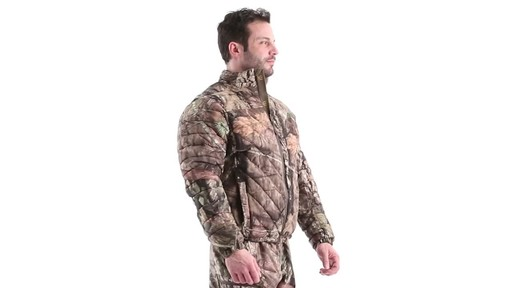 MEN'S COLD WEATHER DOWN JACKET 360 View - image 2 from the video