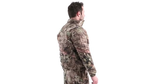 MEN'S COLD WEATHER DOWN JACKET 360 View - image 3 from the video