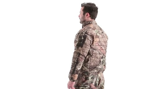 MEN'S COLD WEATHER DOWN JACKET 360 View - image 6 from the video