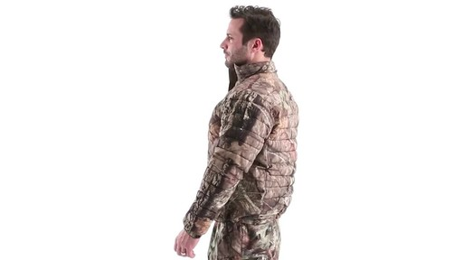 MEN'S COLD WEATHER DOWN JACKET 360 View - image 7 from the video