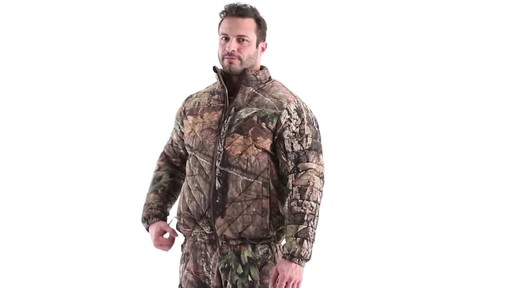 MEN'S COLD WEATHER DOWN JACKET 360 View - image 8 from the video