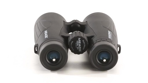 Meade 10x42mm RidgeWay Binoculars 360 View - image 10 from the video