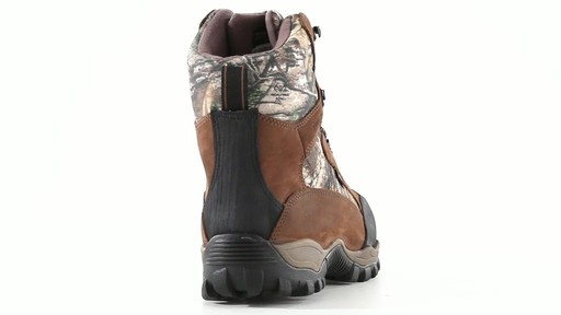 Guide Gear Men's Sentry 2000 Gram Waterproof Hunting Boots 360 View - image 2 from the video