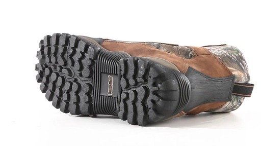 Guide Gear Men's Sentry 2000 Gram Waterproof Hunting Boots 360 View - image 8 from the video