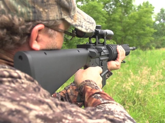 Crosman® Nitro Piston® MTR77™ Air Gun with 4x32mm Scope - image 4 from the video