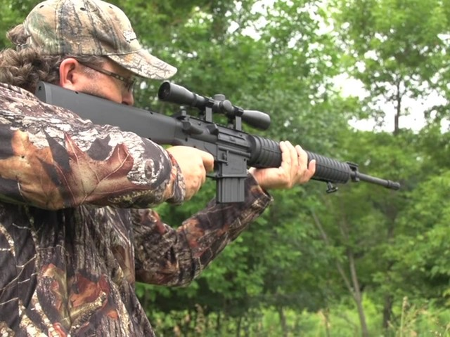Crosman® Nitro Piston® MTR77™ Air Gun with 4x32mm Scope - image 7 from the video